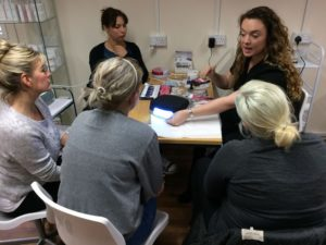 Summerhouse Training Nail Course